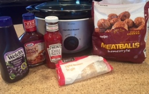 Crockpot Ingredients