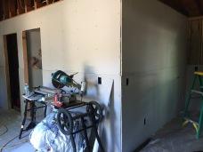 We have walls!