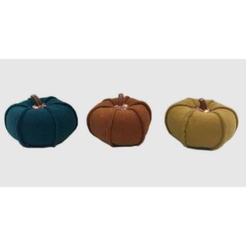 felt pumpkins